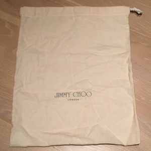 JIMMY CHOO Tall Dust Bag
